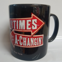 The Times They Are a-Changin' Broadway Mug